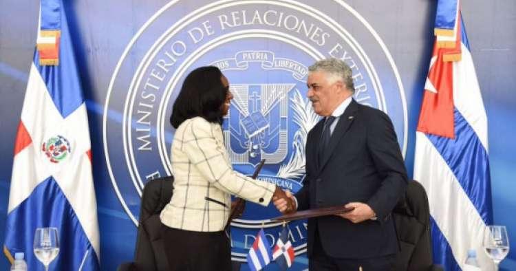 Cuba y República Dominicana inician marco de negociación para acuerdo comercial