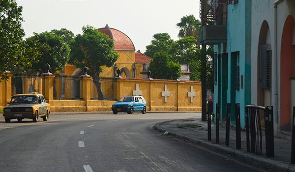 Regulaciones,tránsito,La Habana,Día de las Madres