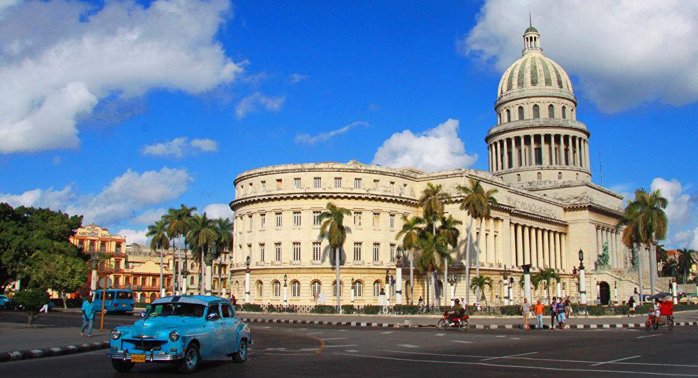 Capitolio Nacional de La Habana,