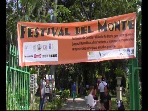 Asociación Cubana de Botánica,Festival Monte Habana