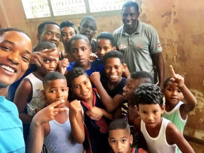 Will Smith,gimnasio de boxeo,La Habana, Día Internacional del Jazz