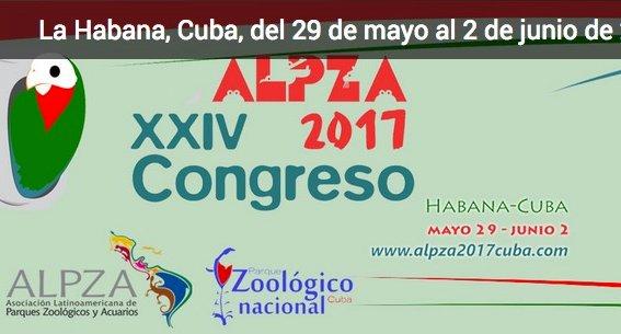 El XXIV Congreso Latinoamericano de Parques Zoológicos y Acuarios