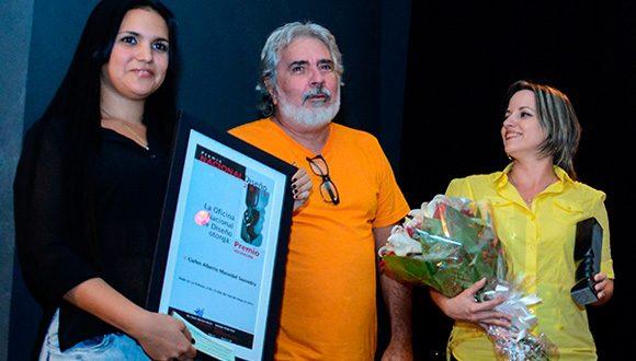 Carlos Alberto Masvidal Saavedra,Premio Nacional de Diseño 2017, Cuba, Diseño, Instituto Superior de Diseño Industrial (ISDI),Oficina Nacional de Diseño (ONDI),Premio, Sociedad