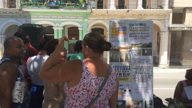 Vendo inmobiliaria,Paseo del Prado,La Habana,permutas,