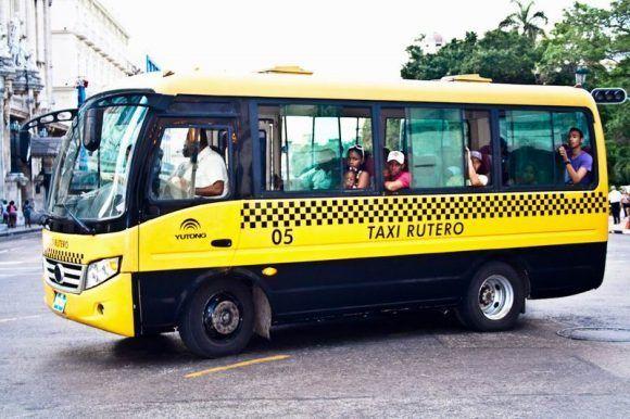 taxis ruteros, Lisa-Parque de la Fraternidad