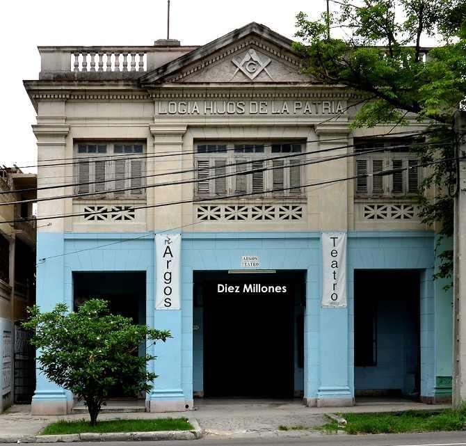 Argos Teatro,La Habana,Diez Millones,