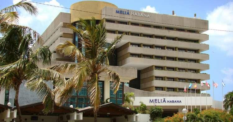 cadena,hotelera,melia,Cuba,