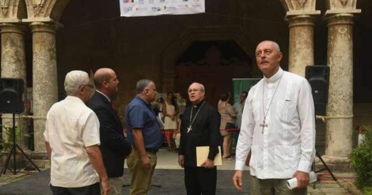 cardenal cubano Jaime Ortega,Expo Emprendimiento