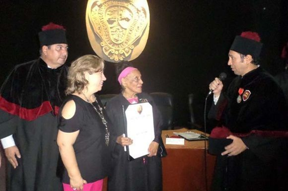 Buena Vista Social Club,Omara Portuondo, Doctor Honoris Causa