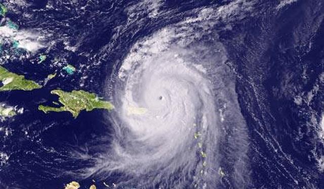 Administración Nacional de Océanos y Atmósfera, huracanes en el Atlántic