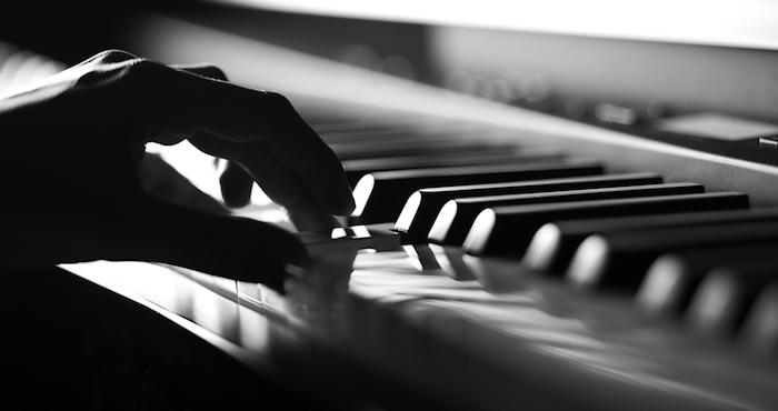 Jóvenes pianistas