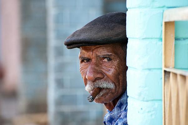 cubanos superan el siglo de edad,población centenaria,