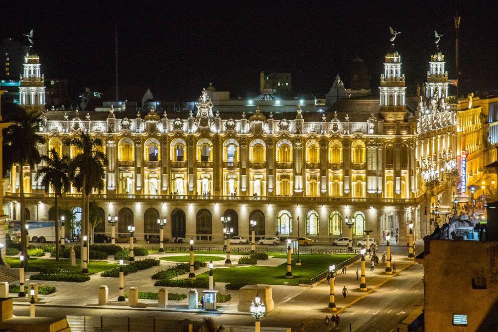 Gran Teatro de La Habana Alicia Alonso,