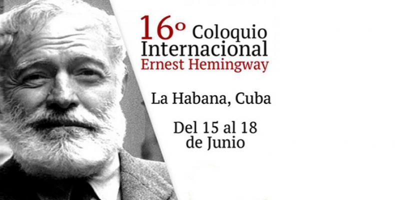 La Habana, Coloquio Internacional Ernest Hemingway