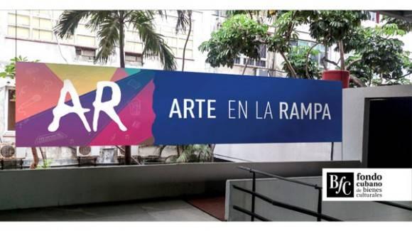 XVIII Feria de Arte en la Rampa