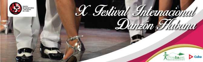 X International Danzón Havana Festival