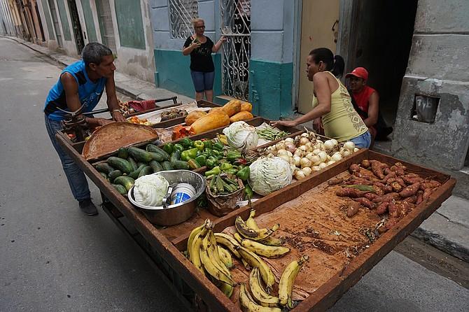 Microempresarios,Cuba