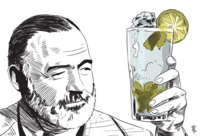 "Hemingway ""El hijo adoptivo de Cuba"""