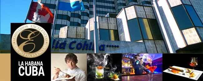 grupo Excelencias,VII Seminario Gastronómico Internacional,La Habana