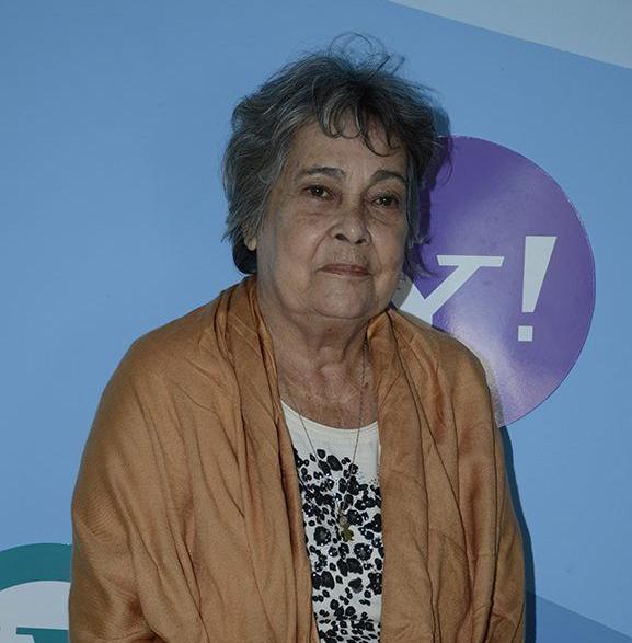 Falleció, Enma Fernández