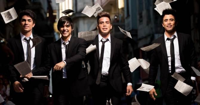 Ángeles, la boy band cubana,Latin GRAMMY,Premios Lucas de Cuba