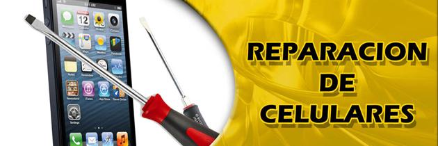 Los talleres de reparación de celulares