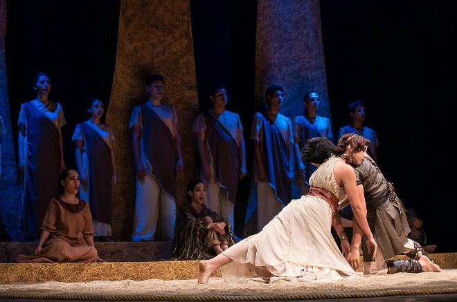 ópera Dido y Eneas