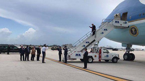 """Donald Trump cancela """"todo el acuerdo bilateral con Cuba"""""""
