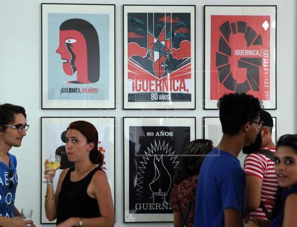 80 años del Guernica de Picasso