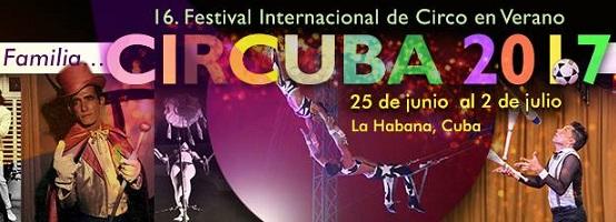 XVI Festival Internacional Circuba 2017