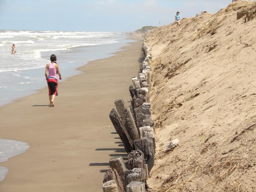 erosión,cambio climático,playas,Cuba