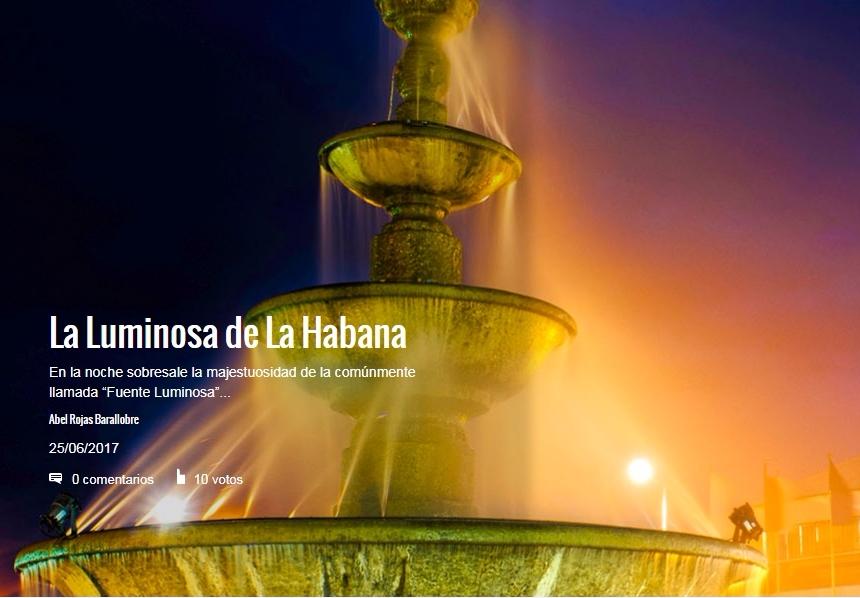 La Luminosa de La Habana