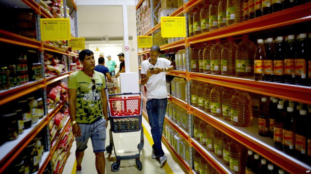 tienda Zona,Cuba,Camagüey, CIMEX