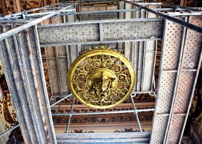 restauración del Capitolio