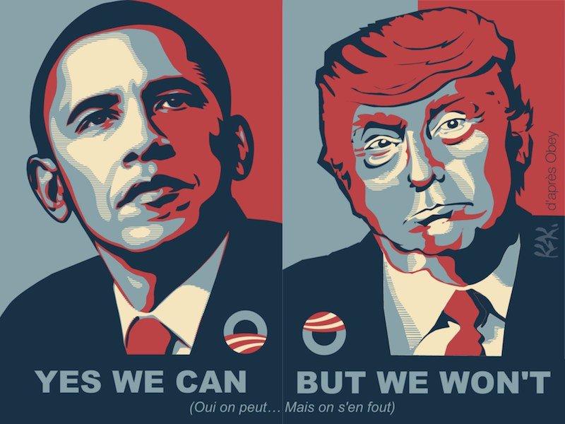Donald trump cancela todo el acuerdo bilateral con cuba for Bett yes we can