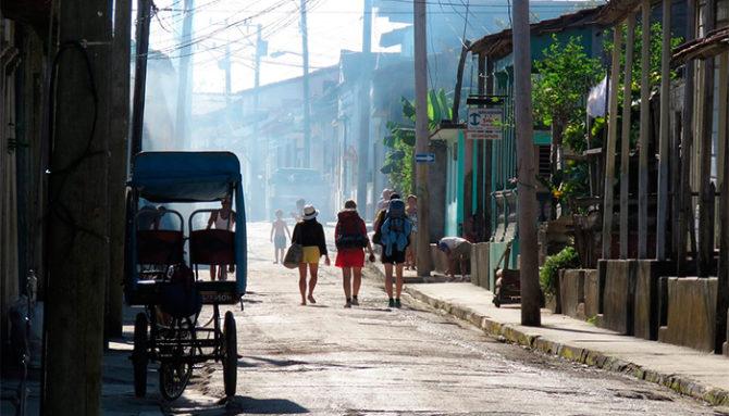 Crece un 29 por ciento arribo de turistas a La Habana