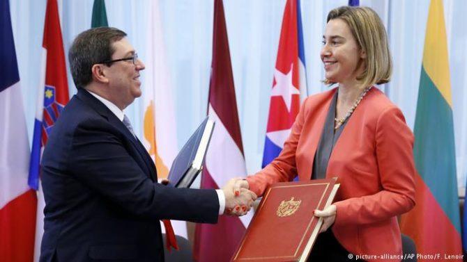 La Eurocámara ratifica el acuerdo de cooperación con Cuba