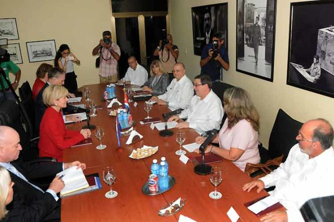 Cuba y Australia promueven consultas diplomáticas regulares