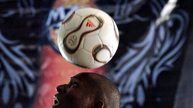 Nuevo récord mundial en dominio del balón del cubano Erick Hernández