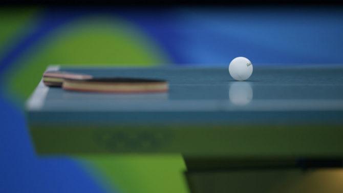 Disputan Campeonato del Caribe de Tenis de Mesa en La Habana