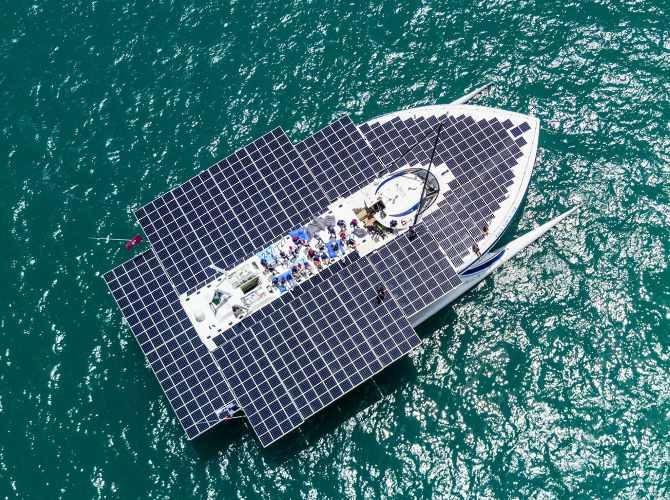 Esperan embarcación científica Suiza manãna a La Habana