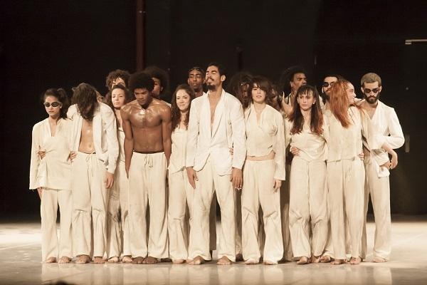 Premier mundial de Danza Contemporánea de Cuba