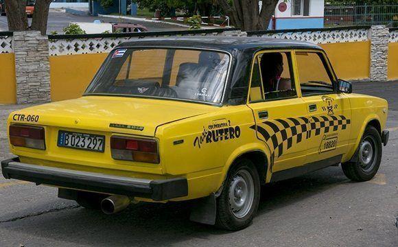 Lada y Geely, los nuevos taxis ruteros en La Habana