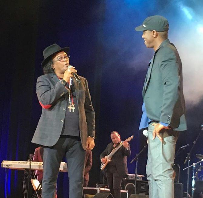 Sergio Vargas declara La Habana Capital de la música
