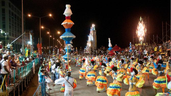 La Habana está de carnavales