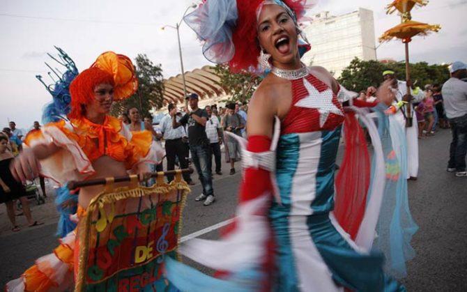 Regulaciones viales con motivo del Carnaval de La Habana