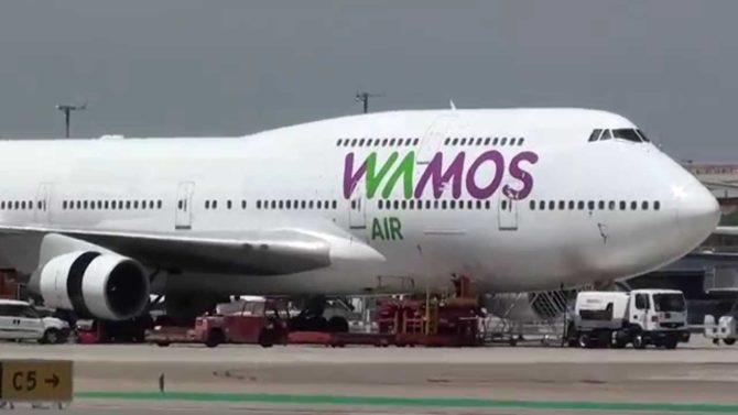 Nueva conexión Madrid-La Habana desde septiembre a cargo de Wamos Air