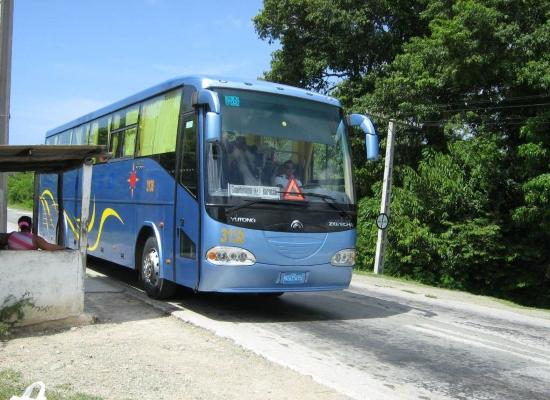Nuevas rutas para transportación de pasajeros