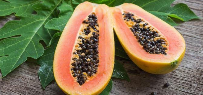 Papaya, la fruta prohibida