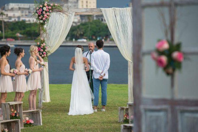 Se realizaron en La Habana 17 612 matrimonios en 2016